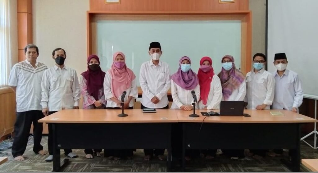 Penyusunan Dokumen KTSP MAN Kota Surabaya